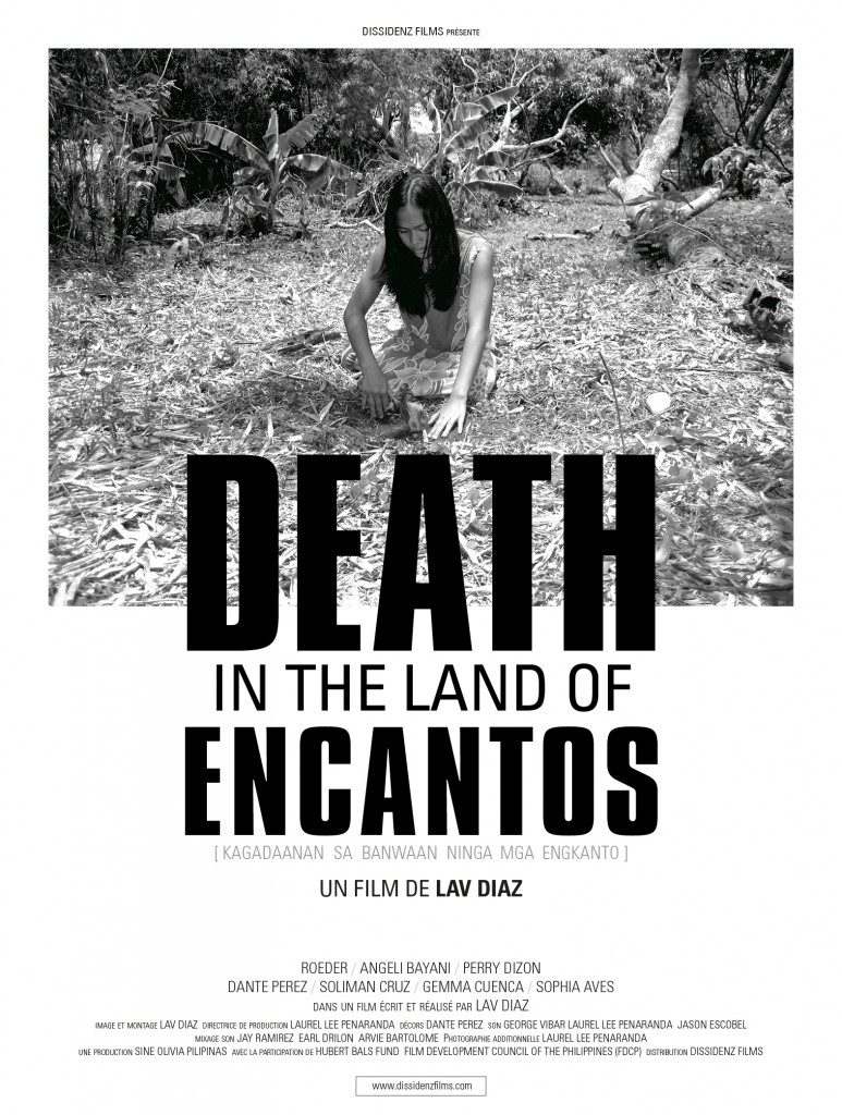 Affiche Death in the Land of Encantos