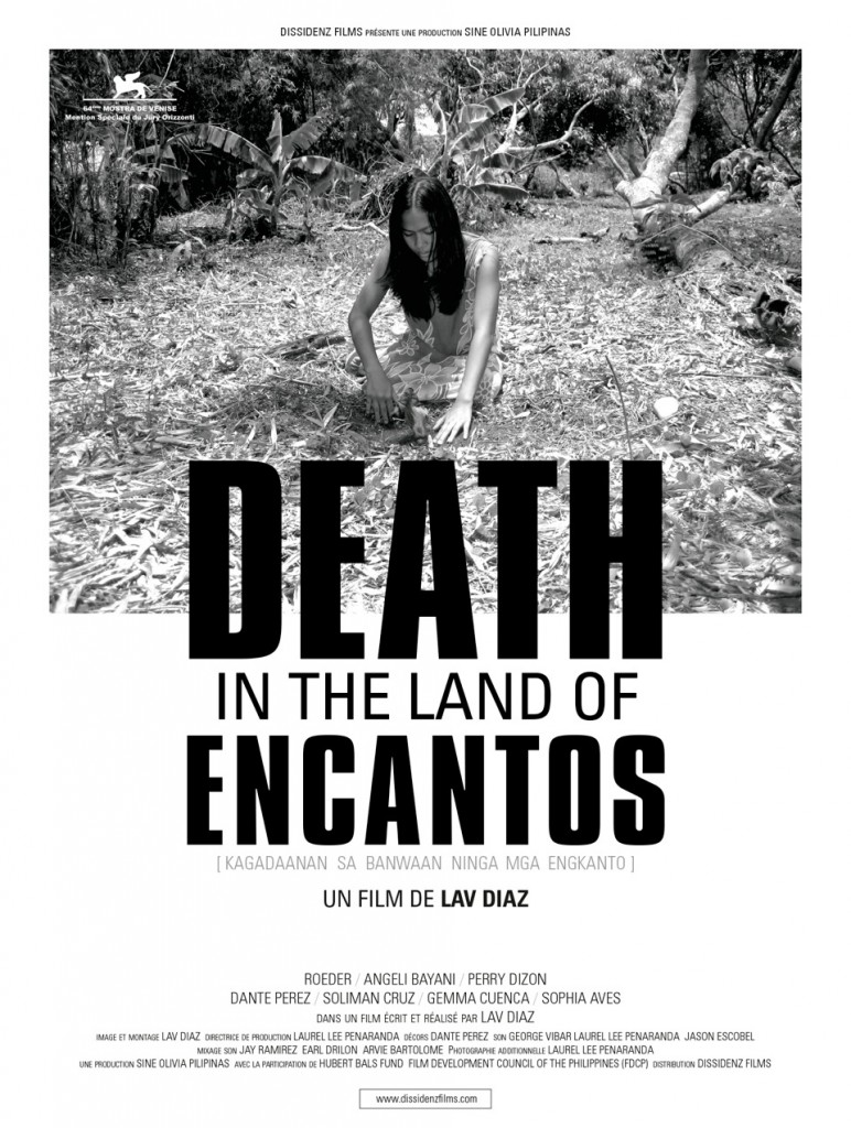 Affiche Death in the Land of Encantos DEF