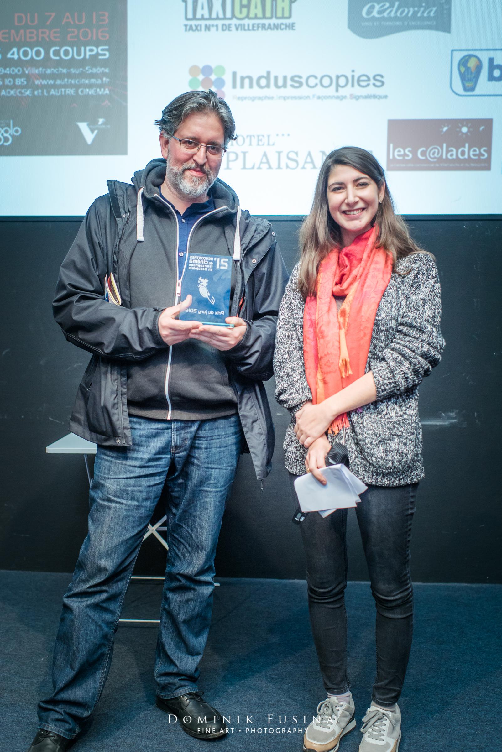 Confusion remporte le prix du jury a villefranche sur - Cinema les 400 coups villefranche sur saone ...
